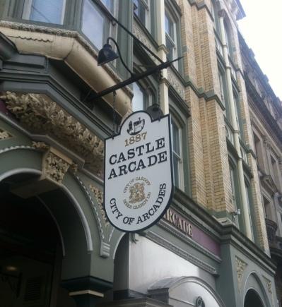 Cardiff Arcades
